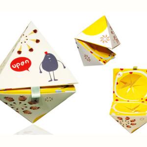 Pyramid-packaging