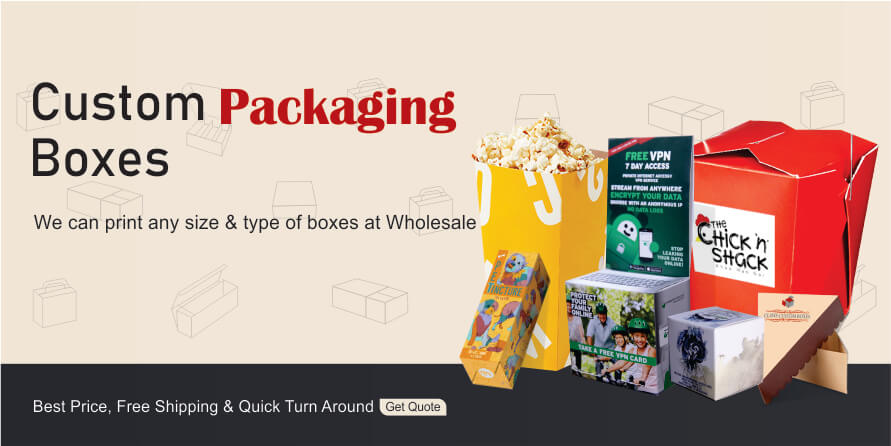 Create your unique custom packaging boxes with Claws custom boxes